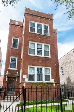 4912 N Troy Unit 3, Chicago, IL 60625 Albany Park