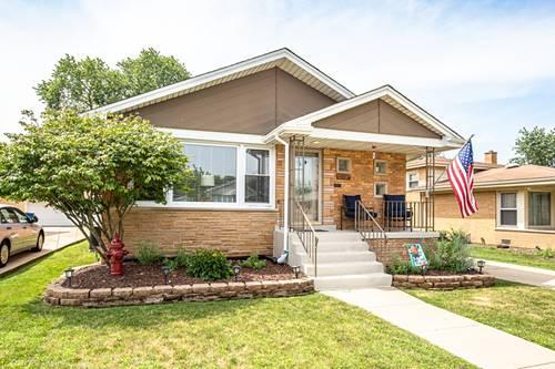 4617 W 100th, Oak Lawn, IL 60453