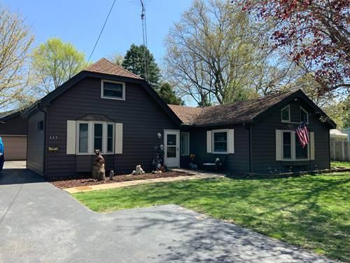 117 Lincoln, Fox River Grove, IL 60021