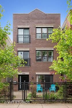 1925 W Roscoe, Chicago, IL 60657 Roscoe Village