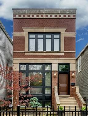 1823 W School, Chicago, IL 60657 Roscoe Village