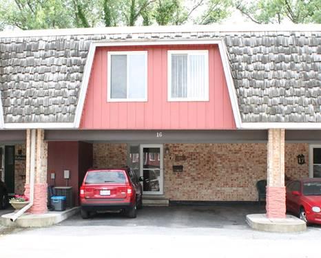 16 Cour De La Reine Unit 16, Palos Hills, IL 60465