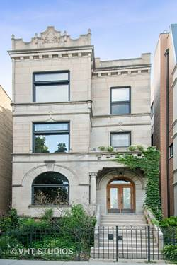 3618 N Fremont Unit 2, Chicago, IL 60613 Lakeview