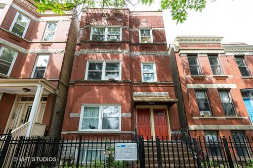 1122 N Wolcott, Chicago, IL 60622 East Village