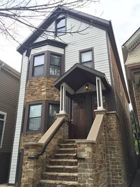 1841 W Melrose Unit 2, Chicago, IL 60657 Roscoe Village