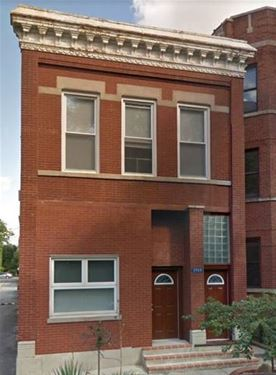 1749 N Honore, Chicago, IL 60622 Bucktown