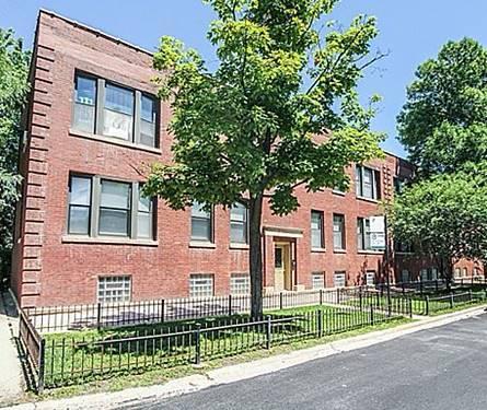 1952 W George Unit 1, Chicago, IL 60657 Hamlin Park