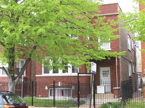 4306 W Iowa, Chicago, IL 60651 Humboldt Park