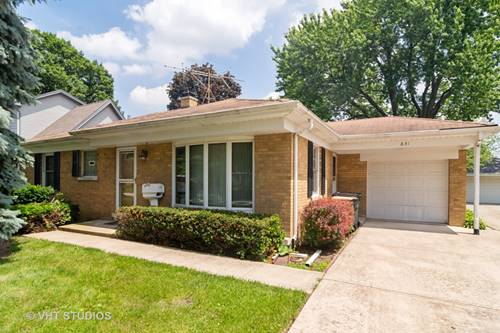 831 S Evergreen, Arlington Heights, IL 60005