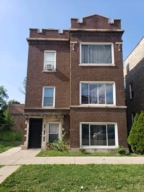 4116 W Arthington, Chicago, IL 60624 Lawndale