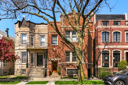 3834 N Lakewood, Chicago, IL 60613 Lakeview