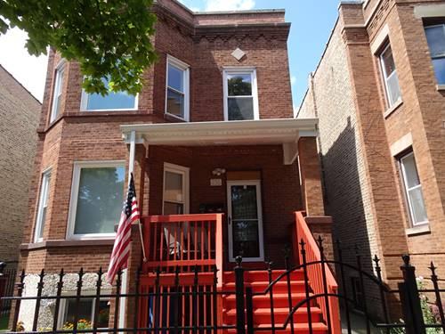 3828 N Central Park Unit 2, Chicago, IL 60618 Irving Park