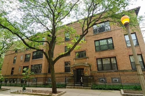 1307 W Sunnyside Unit 1, Chicago, IL 60640 Uptown