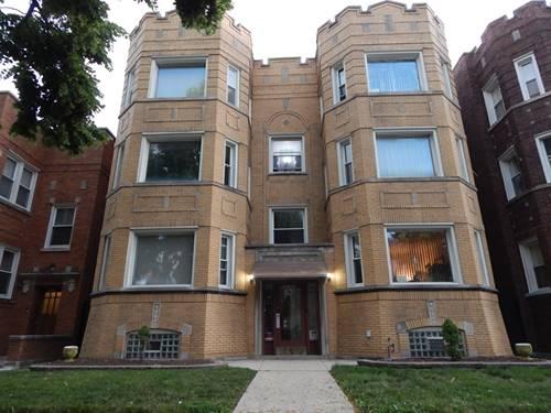 8229 S Eberhart, Chicago, IL 60619 Chatham