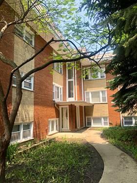 3352 W Hutchinson Unit 1R, Chicago, IL 60618 Irving Park