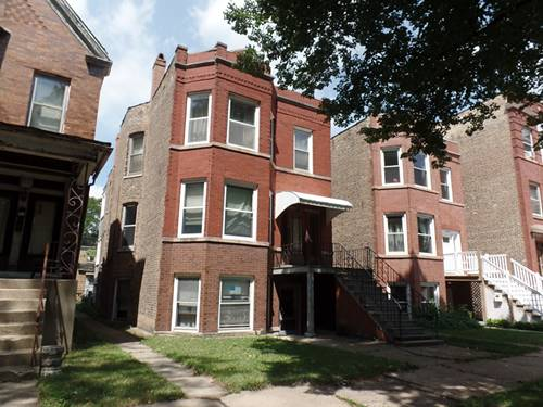 3242 N Hamlin, Chicago, IL 60618 Avondale