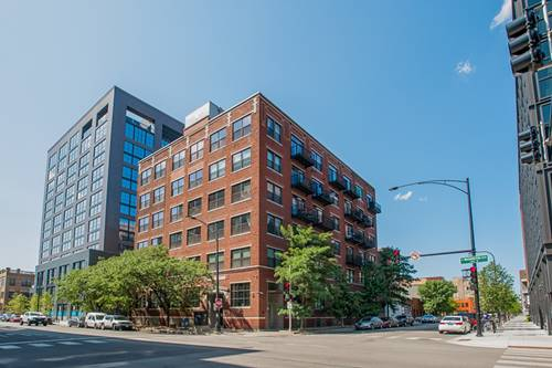 106 N Aberdeen Unit PH4, Chicago, IL 60607 West Loop