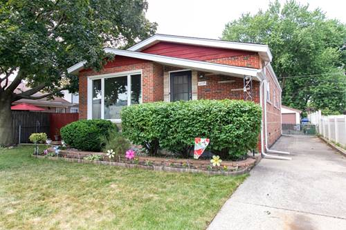 4724 W 98th, Oak Lawn, IL 60453