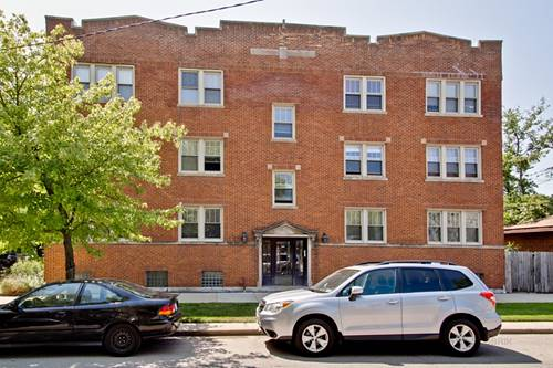 4236 N Campbell Unit 1, Chicago, IL 60618 Northcenter