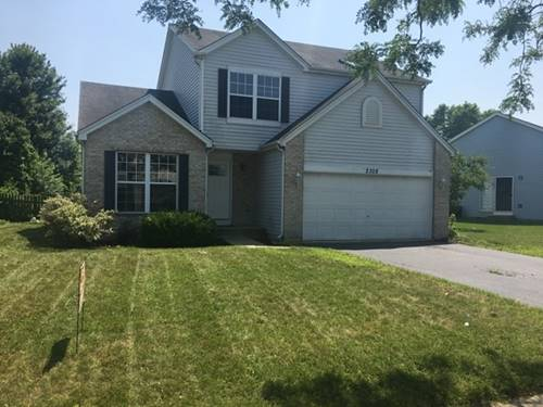 2308 Willow Lakes, Plainfield, IL 60586