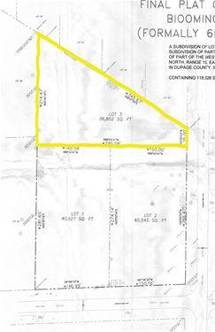 Lot 3 Keeney, Roselle, IL 60172