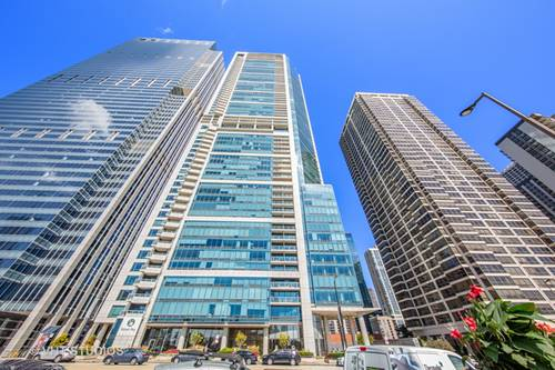 340 E Randolph Unit 1207, Chicago, IL 60601 New Eastside