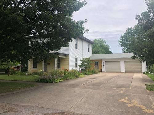 303 E High, Farmer City, IL 61842