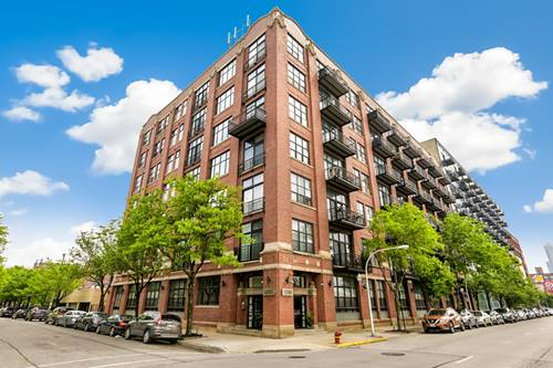 1250 W Van Buren Unit 307, Chicago, IL 60607 West Loop