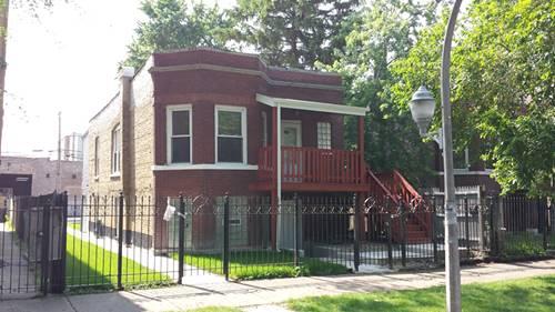 1038 N Harding, Chicago, IL 60651 Humboldt Park