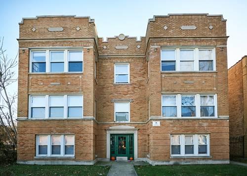 3725 W Eastwood Unit GARDEN, Chicago, IL 60625 Albany Park