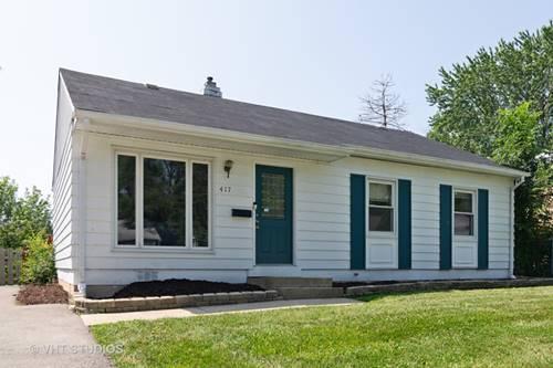 417 E Montana, Glendale Heights, IL 60139