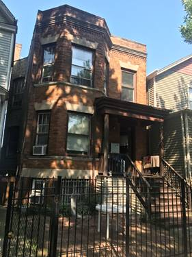 2506 N Monticello, Chicago, IL 60647 Logan Square