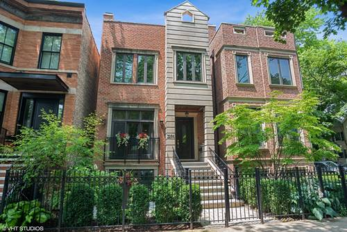 3256 N Wolcott, Chicago, IL 60657 Roscoe Village