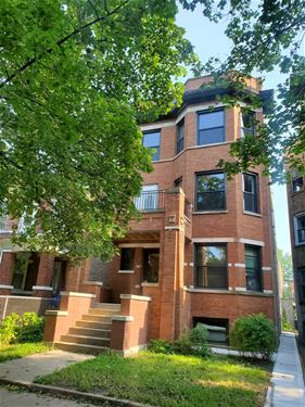 1415 W Olive Unit 3, Chicago, IL 60660 Edgewater