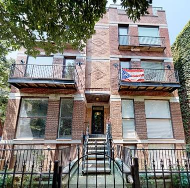 900 N Wood Unit 3S, Chicago, IL 60622 East Village