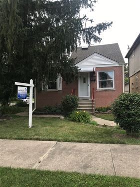 4159 N Pittsburgh, Chicago, IL 60634 Irving Woods