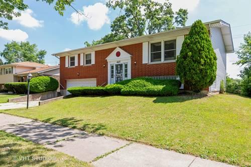 427 N Virginia, Glenwood, IL 60425