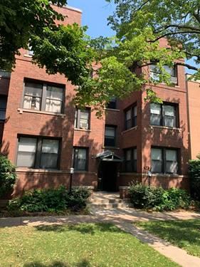 837 Judson Unit 1, Evanston, IL 60202