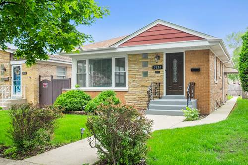 5120 N Melvina, Chicago, IL 60630 Jefferson Park