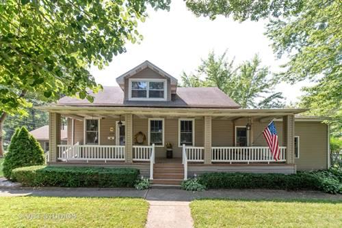 110 Lincoln, Fox River Grove, IL 60021