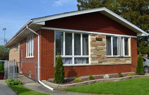 3028 W 100th, Evergreen Park, IL 60805