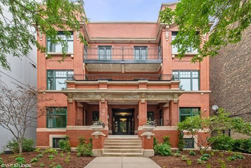 544 W Wellington Unit PHW, Chicago, IL 60657 Lakeview