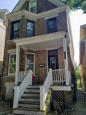 3319 N Seeley Unit 1, Chicago, IL 60618 Roscoe Village