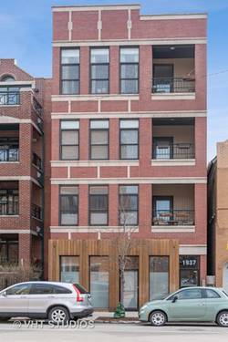 1937 N Damen Unit 301, Chicago, IL 60647 Bucktown
