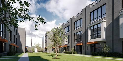 525 N Bishop Unit 11, Chicago, IL 60642 Noble Square