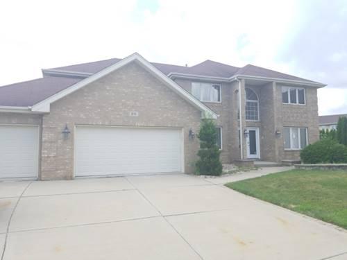 616 Sommersville, Matteson, IL 60443