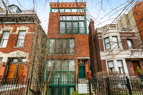 1420 N Cleveland Unit 2, Chicago, IL 60610 Old Town