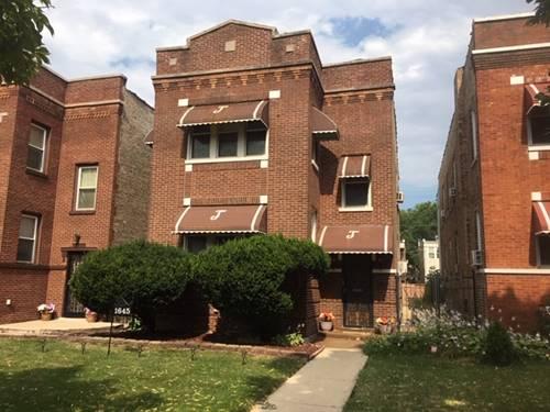 1645 N Mayfield, Chicago, IL 60639 North Austin
