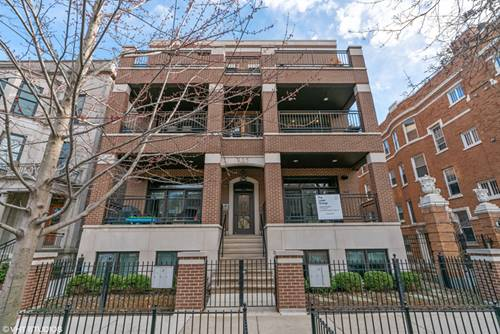735 W Brompton Unit 1W, Chicago, IL 60657 Lakeview