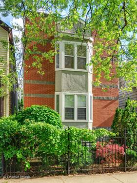 2639 W Homer, Chicago, IL 60647 Logan Square